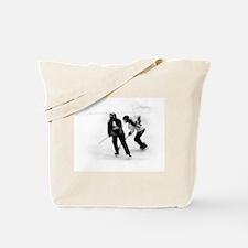 Cute Ringette Tote Bag