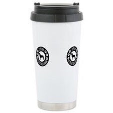Unique Two dogs Travel Mug