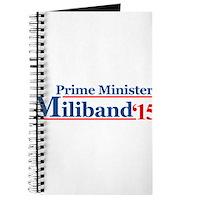 Miliband 15 Prime Minister Journal