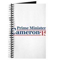 Cameron 15 Prime Minister Journal