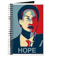 Ed Miliband Hope 2015 Journal