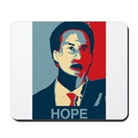 Ed Miliband Hope 2015 Mousepad