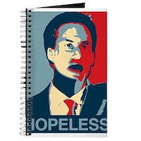 Ed Miliband Hopeless 2015 Journal