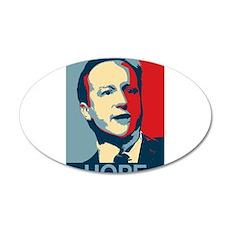 David Cameron Hope 2015 Wall Sticker
