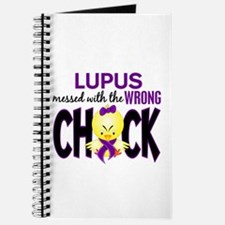 Lupus MessedWithWrongChick1 Journal
