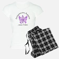 Leiomyosarcoma Butterfly 6. Pajamas