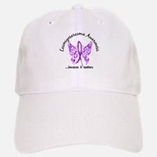 Leiomyosarcoma Butterfly 6.1 Hat