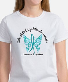 Interstitial Cystitis Butterfly 6. Tee