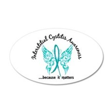 Interstitial Cystitis Butter Wall Decal
