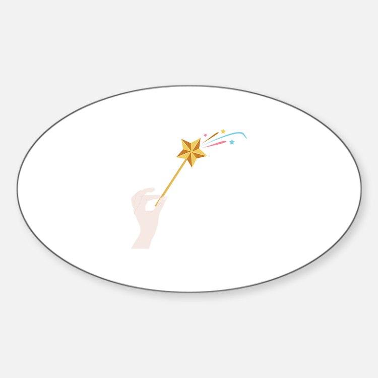 magic wand stickers magic wand sticker designs label. Black Bedroom Furniture Sets. Home Design Ideas