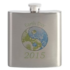 Earth Day 2015 Flask