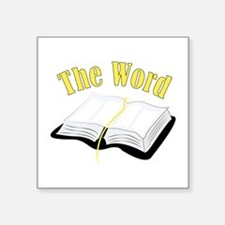 The Word Sticker