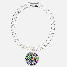 Crazy Rainbow Colors Bracelet