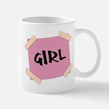 Girl Sign Mug