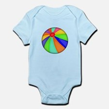 Colorful Beach Ball Body Suit