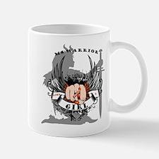 MS Warrior Woman Mugs