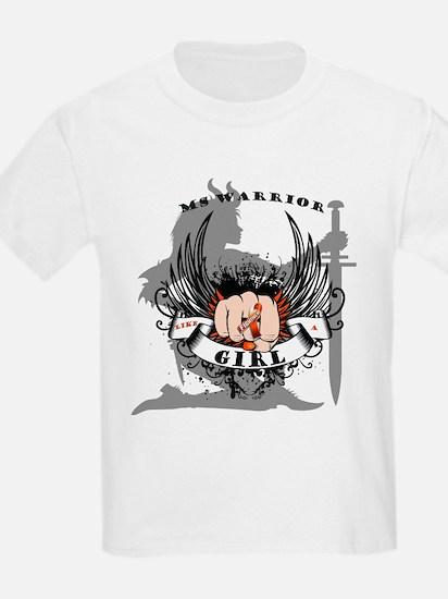Ms Warrior Woman T-Shirt