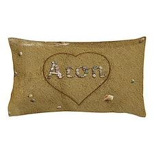 Aron Beach Love Pillow Case