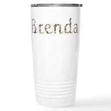 Brenda Seashells Travel Mug