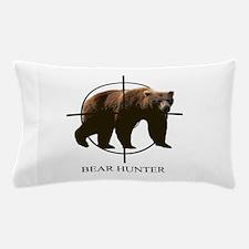 Bear Hunter Pillow Case