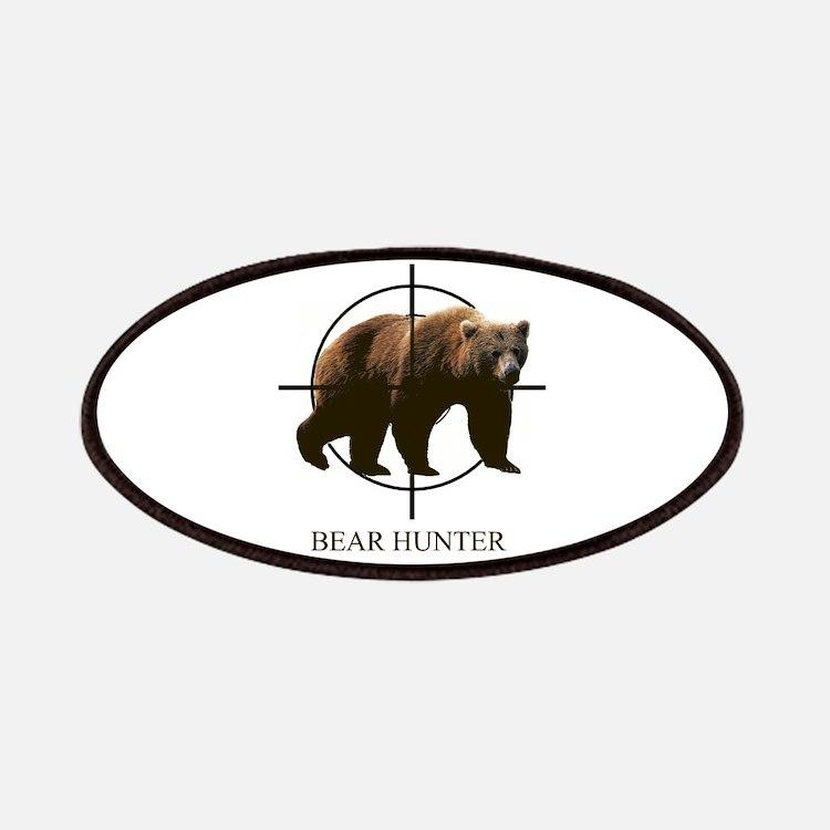 Bear Hunter Patch