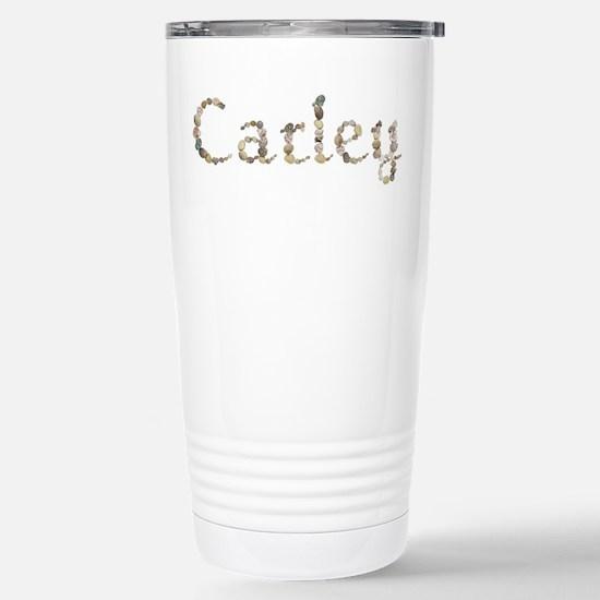 Carley Seashells Ceramic Travel Mug