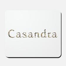 Casandra Seashells Mousepad