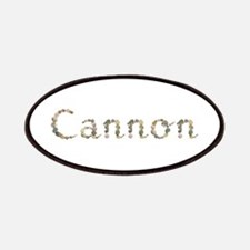 Cannon Seashells Patch