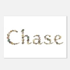 Chase Seashells Postcards 8 Pack