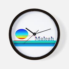 Maleah Wall Clock