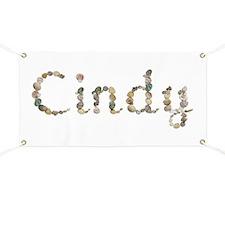 Cindy Seashells Banner