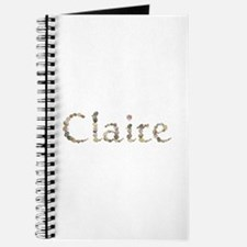 Claire Seashells Journal
