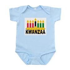 KWANZAA Infant Creeper