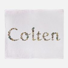 Colten Seashells Throw Blanket