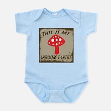 My Shroom T-Shirt Infant Bodysuit