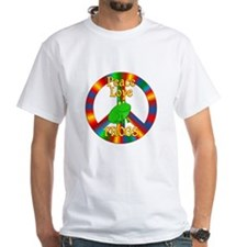 Peace Love Frogs Shirt
