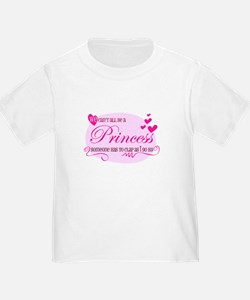 I'm the Princess T-Shirt