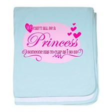 I'm the Princess baby blanket