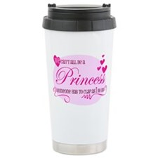 I'm the Princess Travel Coffee Mug