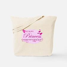 I'm the Princess Tote Bag