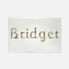 Bridget Seashells Rectangle Magnet