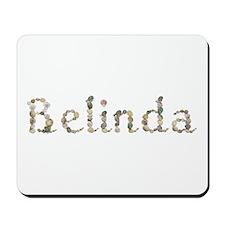 Belinda Seashells Mousepad