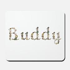 Buddy Seashells Mousepad
