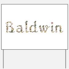 Baldwin Seashells Yard Sign