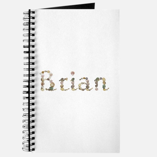 Brian Seashells Journal
