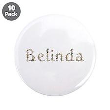 Belinda Seashells Big Button 10 Pack