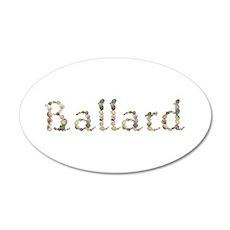 Ballard Seashells Wall Decal
