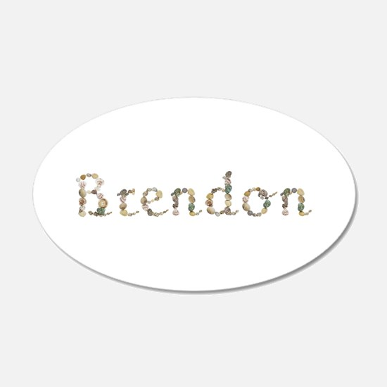 Brendon Seashells Wall Decal