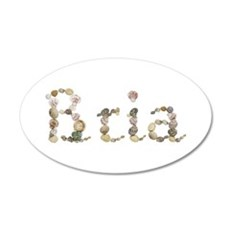 Bria Seashells Wall Decal