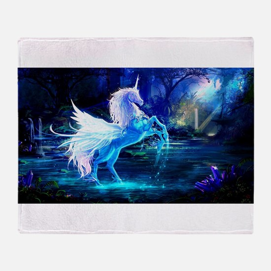 Unicorn Throw Blanket